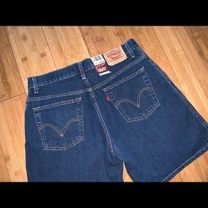 Levi's Jean shorts size 12 misses